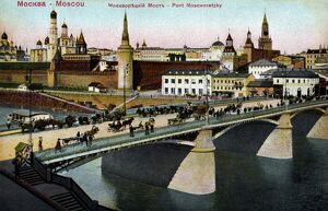 Moscow - view of