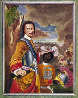 Peter The Great Tsar